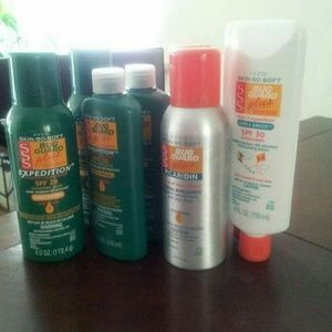 Avon's Skin So Soft Bug Guard