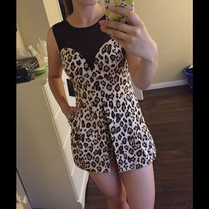 Guess Pants - NWT GUESS leopard print romper Price FIRM