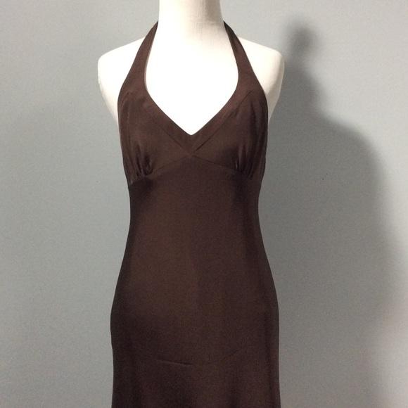 J. Crew Dresses   J Crew Silk Halter Dress