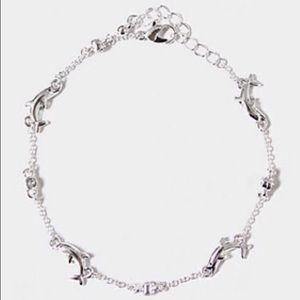 Jewelry - 💕🆕💕Dolphin Ankle Bracelet