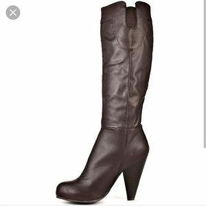 Unlisted Shoes - Sale!  Kenneth Cole knee high boots