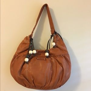 NWT Authentic 100% leatherVintage Billy bag London