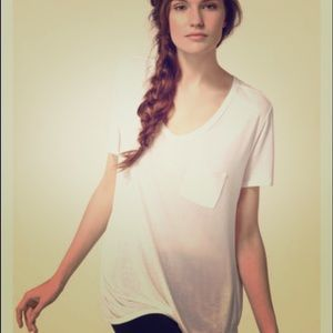 T by Alexander Wang Tops - T by Alexander Wang classic v neck T