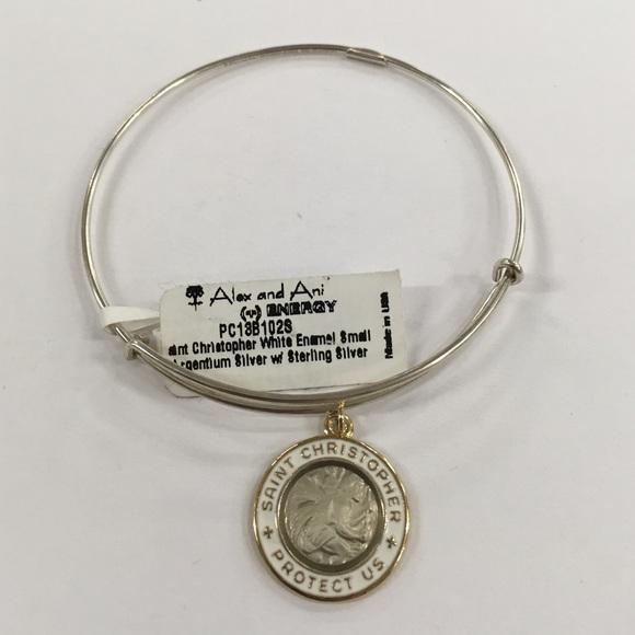f934866325a Alex and Ani Jewelry | Alex Ani St Christopher Precious Metals ...