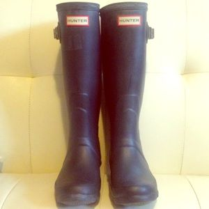 Women's Hunter Boots Wide Calf Boots on Poshmark