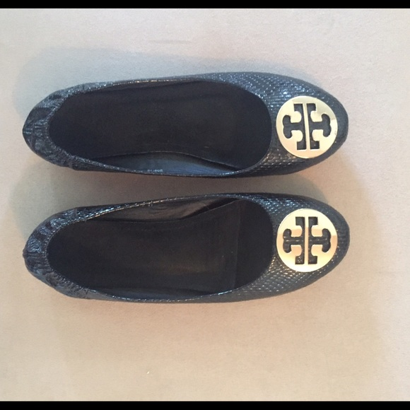 Used Look Alike Tory Burch Flats