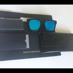 699b915e3911b Gentle Monster Accessories - Authentic Gentle Monster Sunglasses Blue