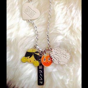 Harajuku Lovers Jewelry - Harajuku Lovers Tag Necklace