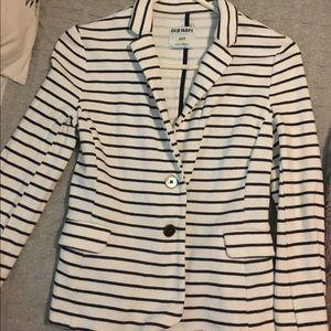 Old Navy Striped Blazer