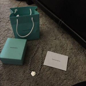 Tiffany & Co. Jewelry - Tiffany & Co Choker
