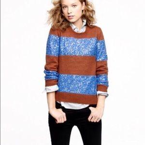 Jcrew sequin sweater
