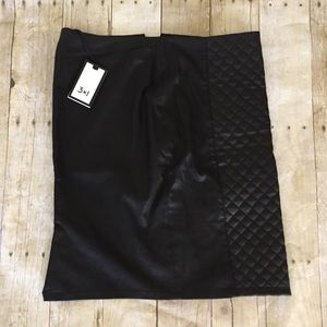 3x1 Dresses & Skirts - ❤️3x1 designer pencil skirt NWT black size M❤️