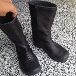 0bc49583365 Keen Shoes | Womens Winthrop Ii Waterproof Boots Black | Poshmark