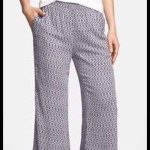 Search for Sanity Pants - Print Flare Pants