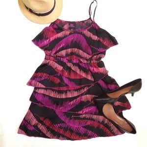 Bebe Dresses & Skirts - Bebe Sexy Layered Mini Dress, Sz S