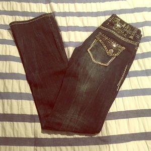Rock & Roll Cowgirl Denim - NWOT Rock & Roll Cowgirl Boot Cut Jeans