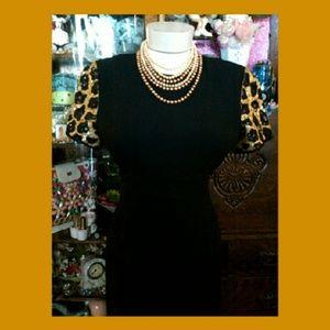 A.J. Bari Dresses & Skirts - Vintage Glamour A.J Bari beaded Dress