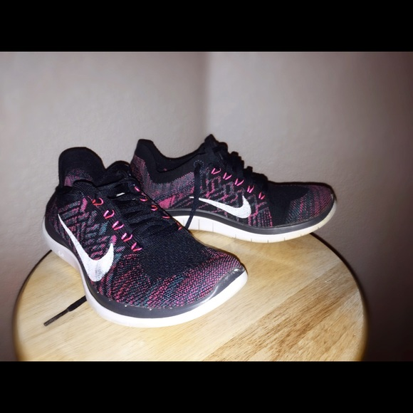 Nike Shoes Free Run Flyknit 40Poshmark  2016 Free Run Flyknit 40 Multi Knot Color