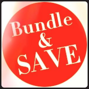 Other - BUNDLE 2 & save 15% ✅💸
