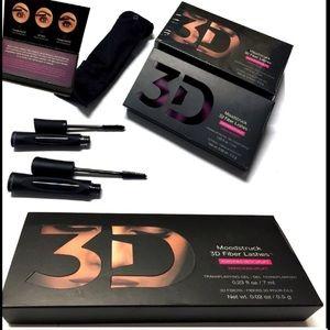 Other - 3D Fiber Lash Mascara Black Case Sealed