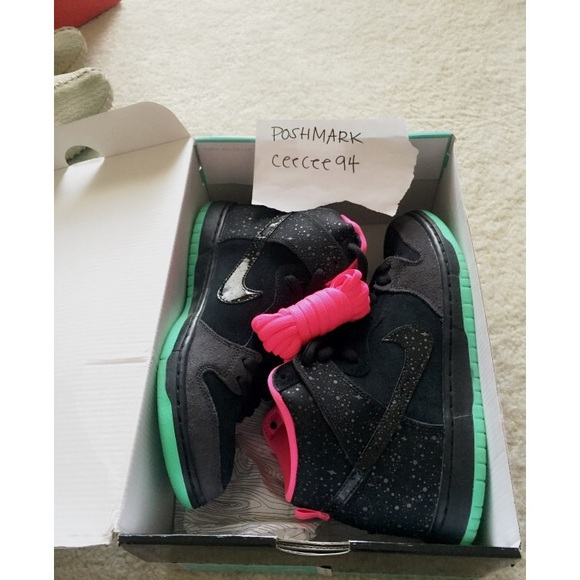 size 40 a35da e03c2 NIKE DUNK HIGH PREMIUM SB NORTHERN LIGHTS. M575aba6bb4188e054b011d99