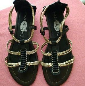 Gladiator sandals #Rue21