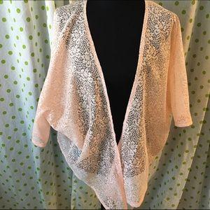 Vintage Lace Kimono