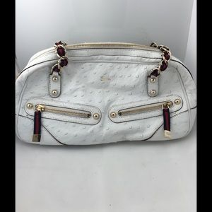 Gucci Handbags - Authentic Gucci Ostrich Capri Bag!