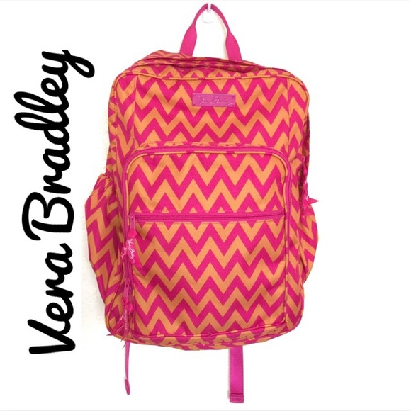 Vera Bradley Ziggy Zags Backpack. M 575af9d5981829312c01724f 96f1e0fb74e47