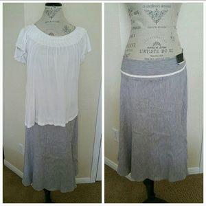 NWT - Lane Bryant Skirt