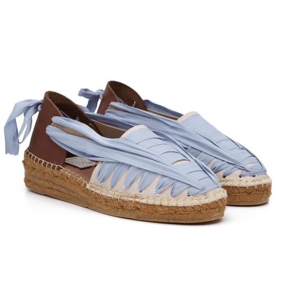 Naguisa Poshmark Blue Powder Anthropologie Shoes wqfBvv