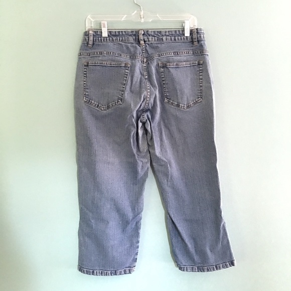 85% off Lee Denim - ❗FINAL ❗️Lee Denim Capris from ...