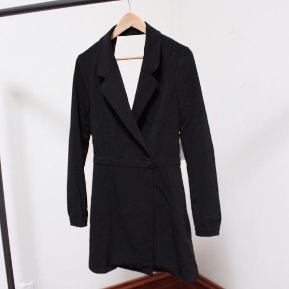 Tobi blazer dress