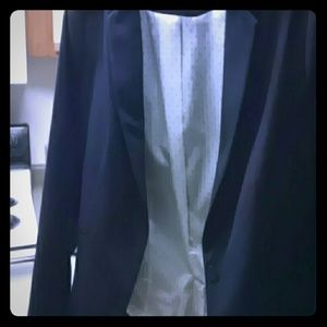 H&M Navy Jacket