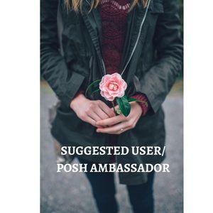Other - Posh Ambassador!