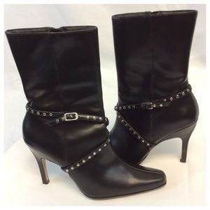 Unlisted Shoes - UNLISTED Above Ankle High Heel Boots