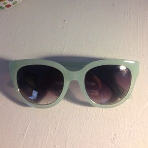 Mint Blue Sunnies