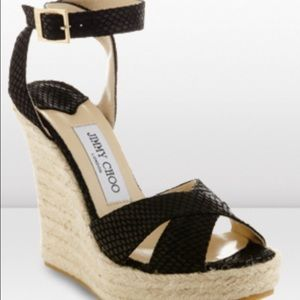 Jimmy Choo Phoenix Wedge