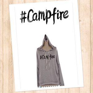 ⌛️LAST 1!!! Small left #Campfire Hoodie