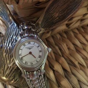 Longines Other - ❤️Longines Stainless Steel Watch