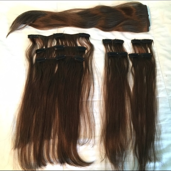Sallys Beauty Supply Other Human Hair Clip In Extensions And
