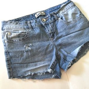 lei Pants - ❗2for$4 SALE❗Distressed Cutoff Shorts