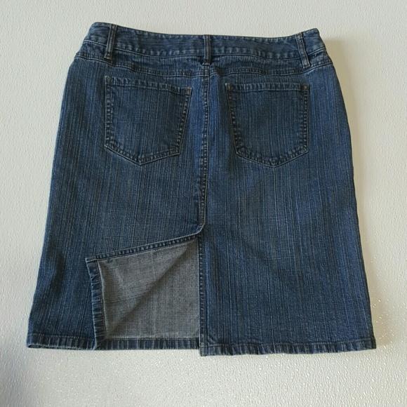 70 loft dresses skirts loft jean skirt