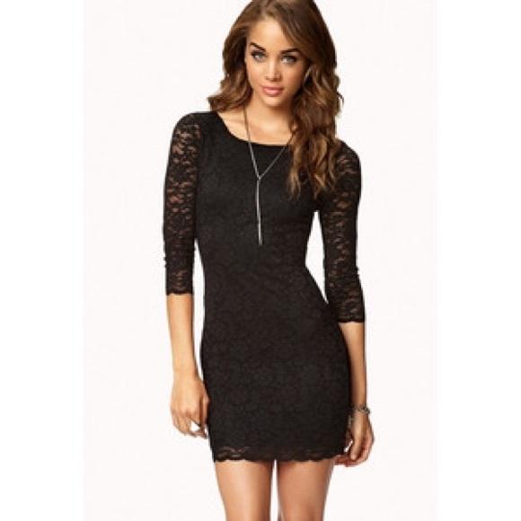 60 off forever 21 dresses amp skirts forever 21 black