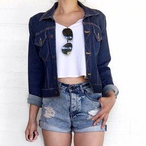 Anthropologie Jackets & Blazers - Anna Sui denim jacket