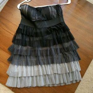 Dresses & Skirts - Sleeveless tiered cocktail dress