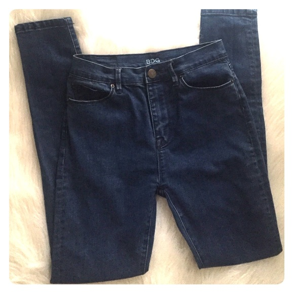 Urban Outfitters Denim - 🚫SOLD🚫 High rise jeans