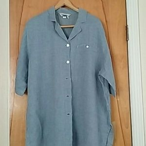 Marina Rinaldi Tops - Marina Rinaldi button down shirt, size 27