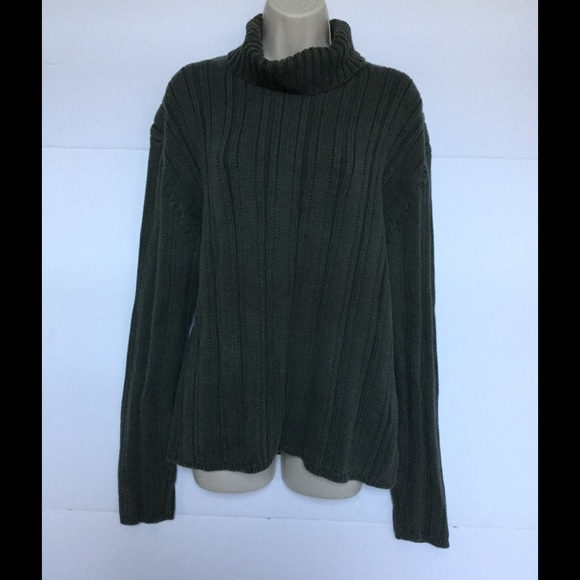 Knitting Patterns For Baggy Sweaters : 70% off Banana Republic Sweaters - Large knit baggy sweater (Banana Republic)...