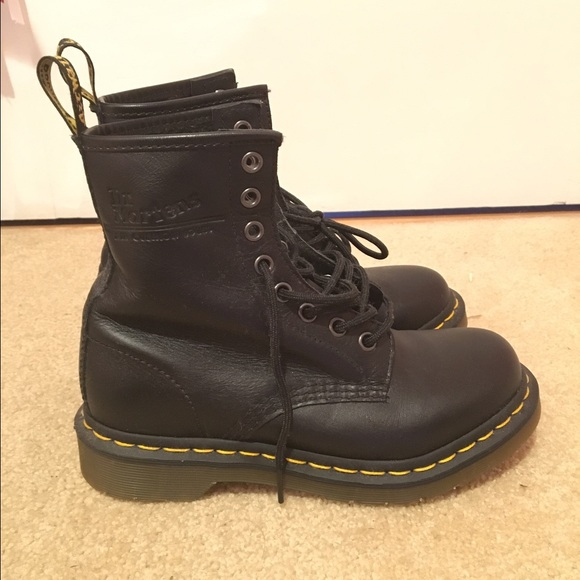 26 off dr martens shoes black doc martens 39 1460 w 39 boot from kianna 39 s closet on poshmark. Black Bedroom Furniture Sets. Home Design Ideas